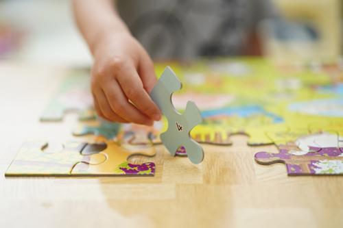 2歳におすすめジグソーパズル