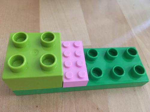 デュプロとレゴ